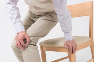 ひざが痛い人の特徴