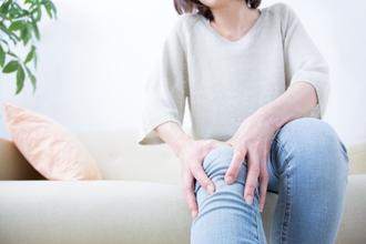 初産のあとにおこりやすいひざ、手首の痛み